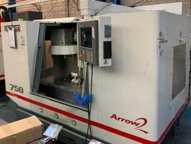 arrow 2 750 machine